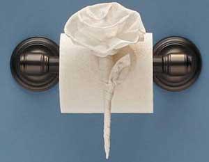 японская туалетная бумага, бумага туалетная