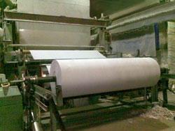производство бумаги основы