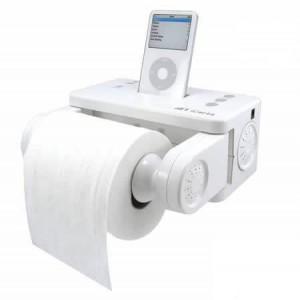 держатель необычный для туалетной бумаги