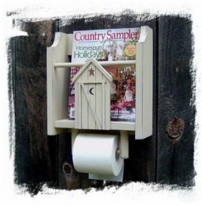 держатель-подставка для туалетной бумаги