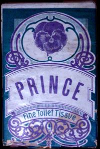 туалетная бумага принц
