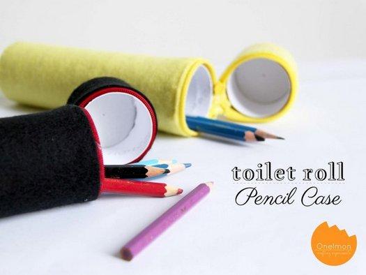 Тубус для туалетной бумаги