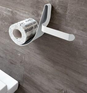держатель для туалетной бумаги простой