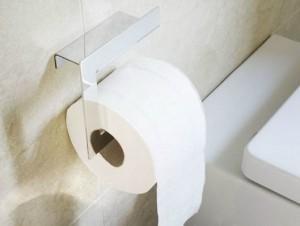 держатель для туалетной бумаги прозрачный