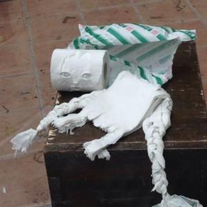 туалетная бумага для поделок