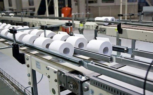 сколько стоит производство туалетной бумаги