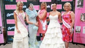 туалетная бумага платья конкурс